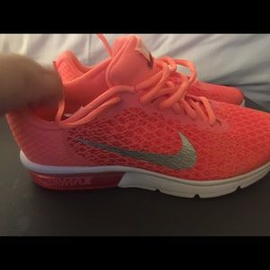 f6b16d4a58 ... cheap nike shoes new nike air max neon orange youth 7 eu 40 990a6 7077b